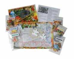 35 Piece Sequenced Jigsaw Puzzle