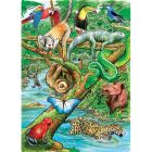 Life in a Tropical Rainforest Sequenced Jigsaw Puzzle