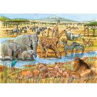 Out of Africa Sequenced Jigsaw Puzzle