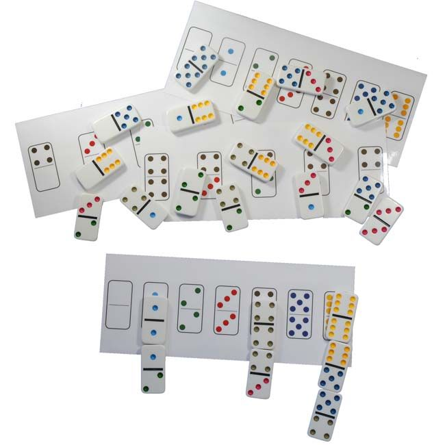 Match The Dots Domino Dementia Game Keeping Busy Alzheimer S Store