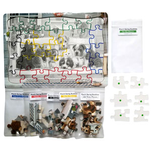 Sequenced puzzles for dementia and Alzheimer's are achievable