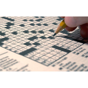 Regular crosswords can be too difficult for people with dementia
