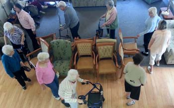 """The Importance of """"Active"""" Programs for Dementia"""
