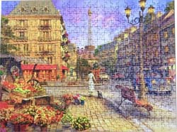 How to Choose a Jigsaw Puzzle for Someone with Dementia
