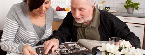 Dementia Information for Family