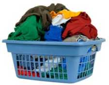 What's in Your Laundry Basket?
