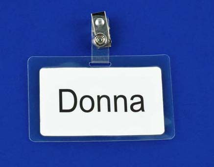 Name Tags Revisited