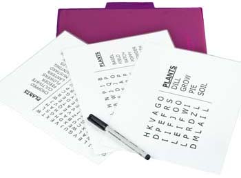Word Search Grab & Go for dementia